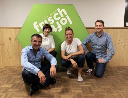 Sandra Neff ist neue Präsidentin des Vereins «Frischloft»